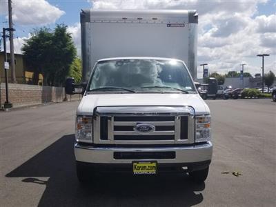 2019 E-350 4x2,  Morgan Parcel Aluminum Cutaway Van #19F414 - photo 9