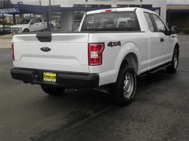 2019 F-150 Super Cab 4x4,  Pickup #19F525 - photo 5
