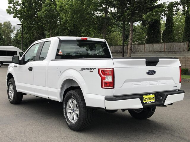 2019 F-150 Super Cab 4x4,  Pickup #19F533 - photo 1