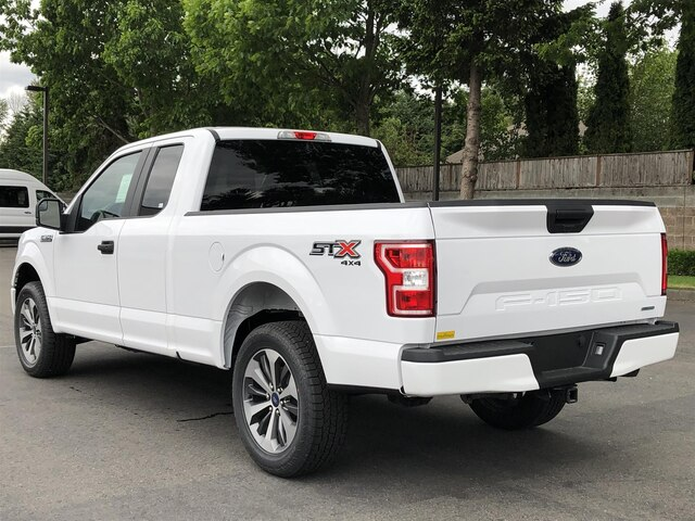 2019 F-150 Super Cab 4x4,  Pickup #19F544 - photo 1