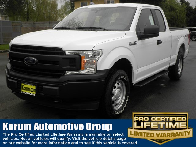 2019 F-150 Super Cab 4x4, Pickup #19F553 - photo 1