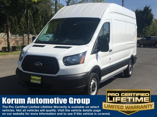 2019 Transit 250 High Roof 4x2,  Empty Cargo Van #19F576 - photo 1