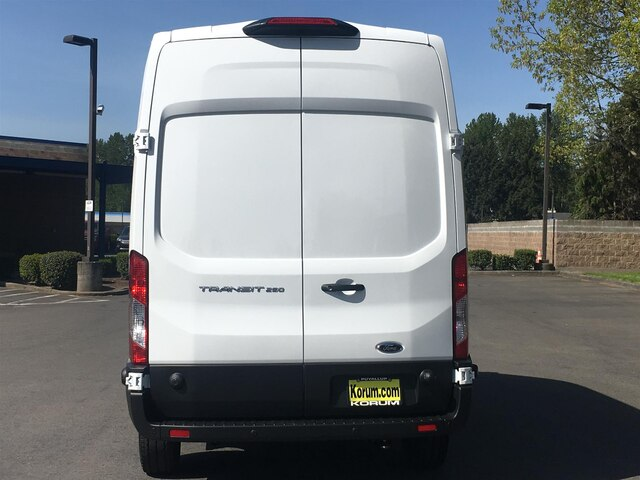 2019 Transit 250 High Roof 4x2,  Empty Cargo Van #19F576 - photo 5