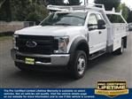 2019 F-450 Super Cab DRW 4x4,  Scelzi Platform Body #19F661 - photo 1