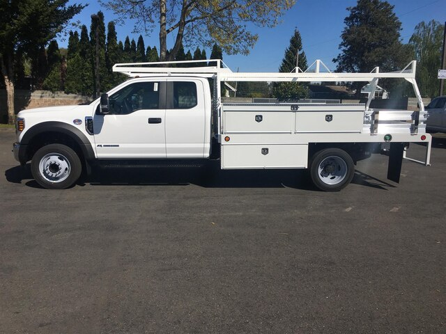 2019 F-450 Super Cab DRW 4x2,  Scelzi CTFB Contractor Body #19F687 - photo 3