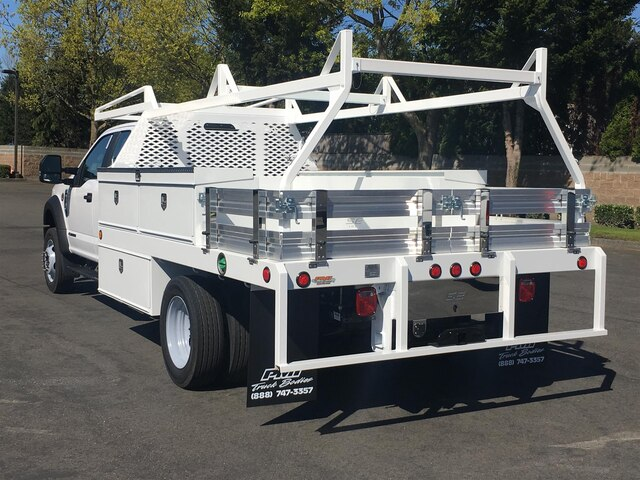 2019 F-450 Super Cab DRW 4x2,  Scelzi CTFB Contractor Body #19F687 - photo 2