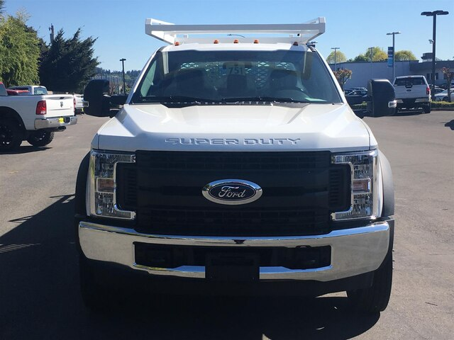 2019 F-450 Super Cab DRW 4x2,  Scelzi CTFB Contractor Body #19F687 - photo 8