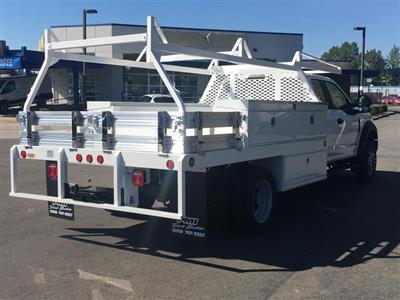 2019 F-450 Super Cab DRW 4x2,  Scelzi CTFB Contractor Body #19F687 - photo 5
