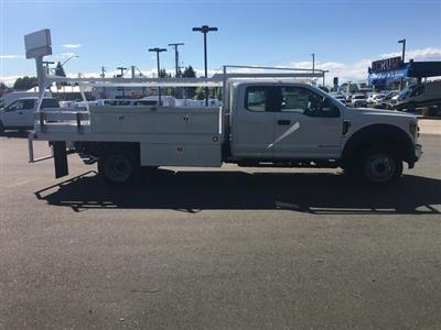 2019 F-450 Super Cab DRW 4x2,  Scelzi CTFB Contractor Body #19F687 - photo 6