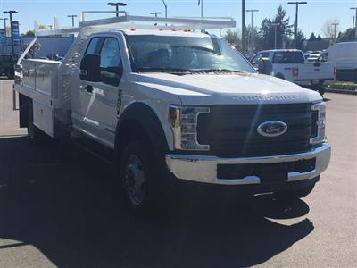 2019 F-450 Super Cab DRW 4x2,  Scelzi CTFB Contractor Body #19F687 - photo 7