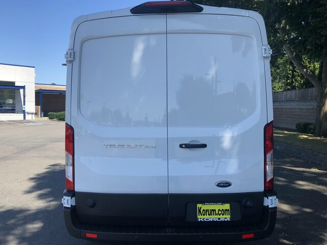 2019 Transit 250 Med Roof 4x2,  Upfitted Cargo Van #19F782 - photo 5