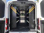 2019 Transit 250 Med Roof 4x2,  Upfitted Cargo Van #19F782 - photo 2