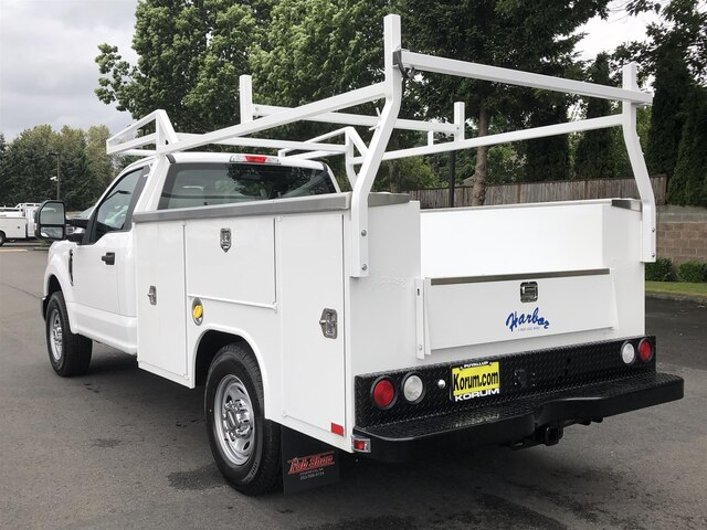 2019 F-250 Regular Cab 4x2, Harbor Service Body #19F794 - photo 1