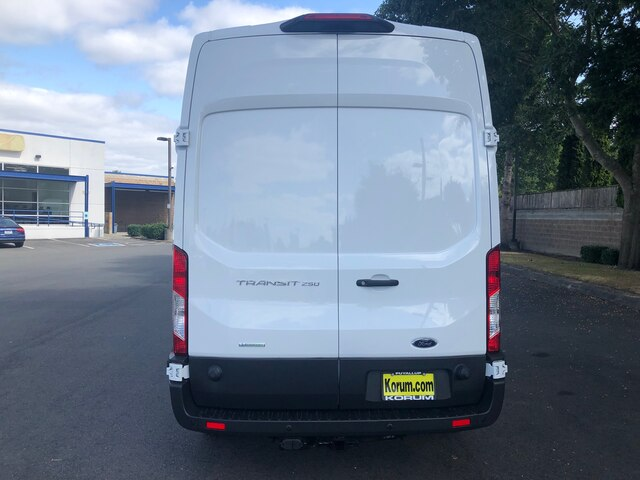2019 Transit 250 High Roof 4x2,  Empty Cargo Van #19F823 - photo 5