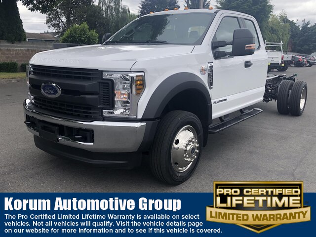 2019 F-550 Super Cab DRW 4x2,  Cab Chassis #19F835 - photo 1