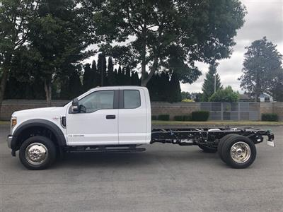 2019 F-550 Super Cab DRW 4x2,  Cab Chassis #19F835 - photo 3