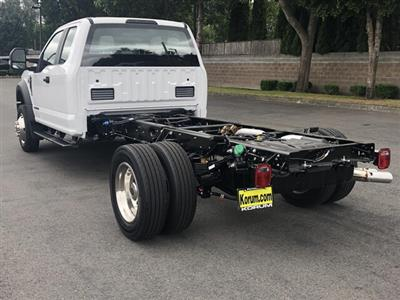 2019 F-550 Super Cab DRW 4x2,  Cab Chassis #19F835 - photo 2