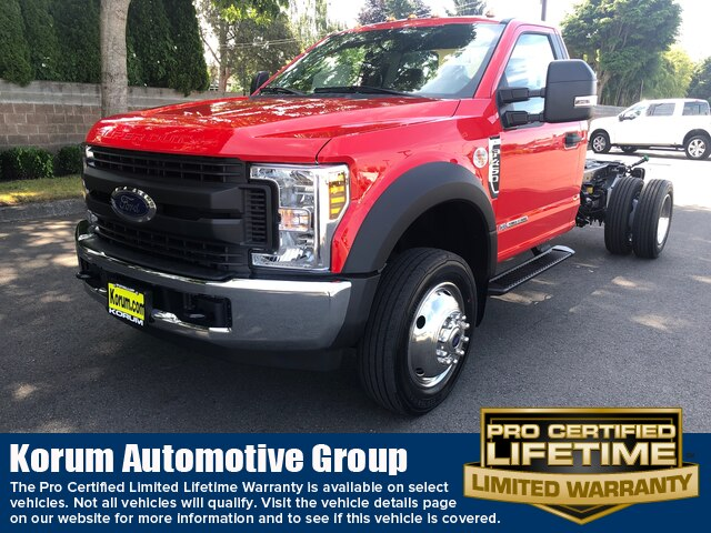 2019 F-450 Regular Cab DRW 4x2,  Cab Chassis #19F838 - photo 1