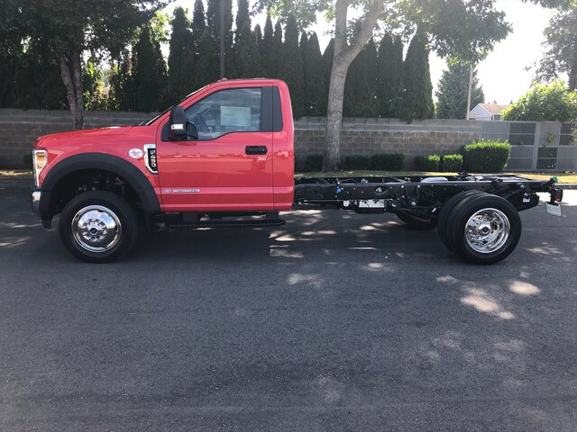 2019 F-450 Regular Cab DRW 4x2,  Cab Chassis #19F838 - photo 3