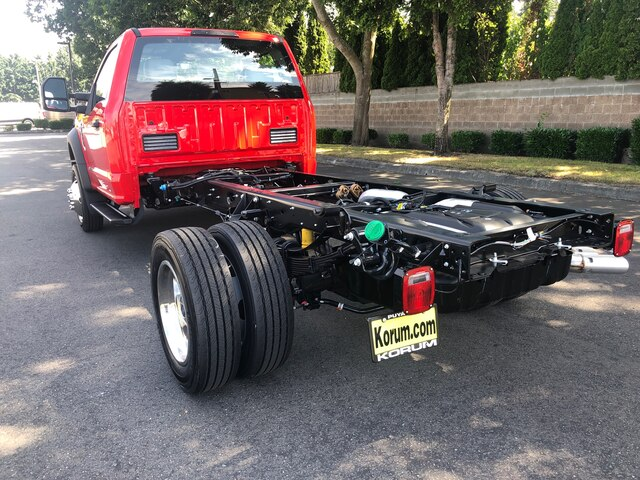 2019 F-450 Regular Cab DRW 4x2,  Cab Chassis #19F838 - photo 2