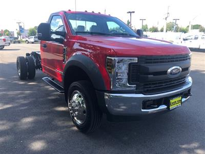 2019 F-450 Regular Cab DRW 4x2,  Cab Chassis #19F838 - photo 7