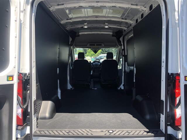 2019 Transit 250 Med Roof 4x2,  Empty Cargo Van #19F975 - photo 2