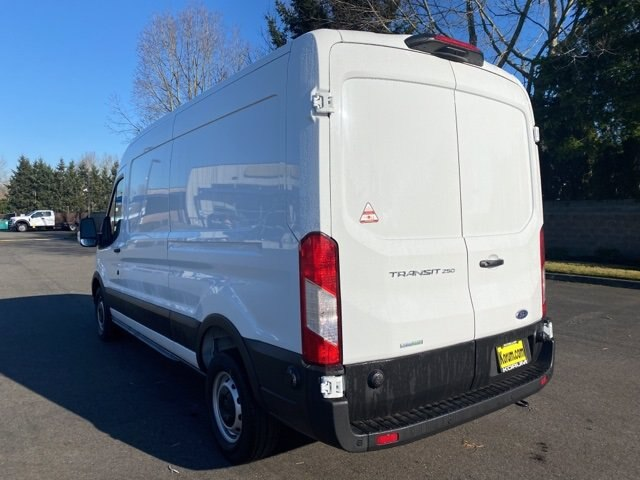 2020 Ford Transit 250 Med Roof 4x2, Empty Cargo Van #20F1002 - photo 4
