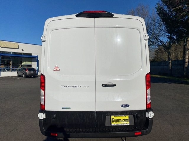 2020 Ford Transit 250 Med Roof 4x2, Empty Cargo Van #20F1002 - photo 6