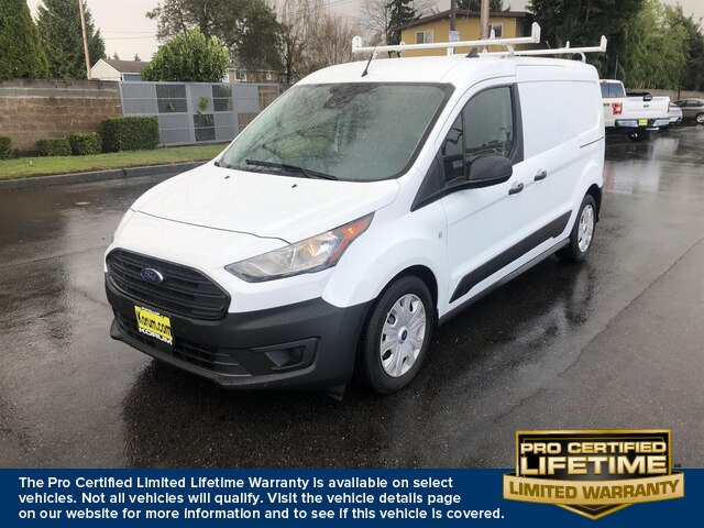 2020 Ford Transit Connect, Upfitted Cargo Van #20F303 - photo 1