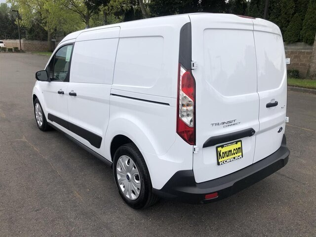 2020 Ford Transit Connect FWD, Empty Cargo Van #20F359 - photo 4