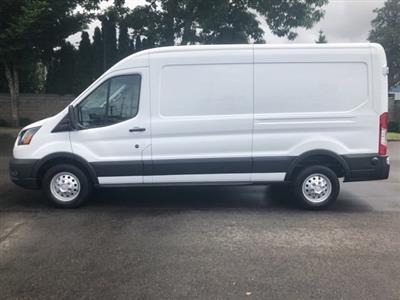 2020 Ford Transit 250 Med Roof AWD, Empty Cargo Van #20F376 - photo 3