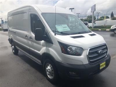 2020 Ford Transit 250 Med Roof AWD, Empty Cargo Van #20F376 - photo 8