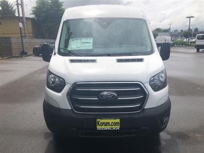 2020 Ford Transit 250 Med Roof AWD, Empty Cargo Van #20F376 - photo 9