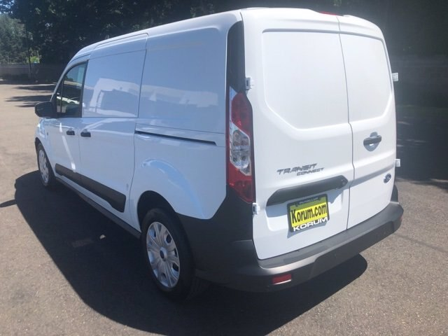 2020 Ford Transit Connect FWD, Empty Cargo Van #20F416 - photo 4