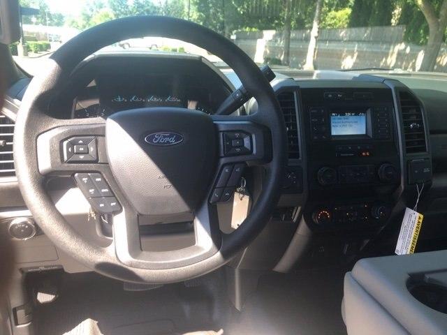 2020 Ford F-550 Regular Cab DRW 4x4, Rugby Eliminator LP Steel Dump Body #20F420 - photo 13