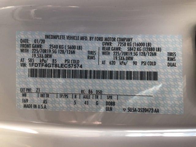 2020 F-450 Regular Cab DRW 4x2, Scelzi CTFB Contractor Body #20F422 - photo 21
