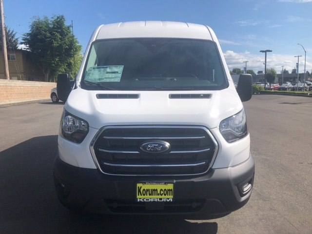 2020 Ford Transit 250 Med Roof AWD, Empty Cargo Van #20F486 - photo 11