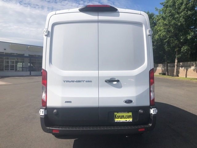 2020 Ford Transit 250 Med Roof AWD, Empty Cargo Van #20F486 - photo 1
