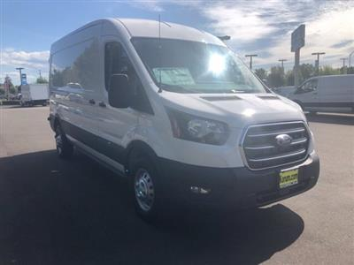 2020 Ford Transit 250 Med Roof AWD, Empty Cargo Van #20F486 - photo 10