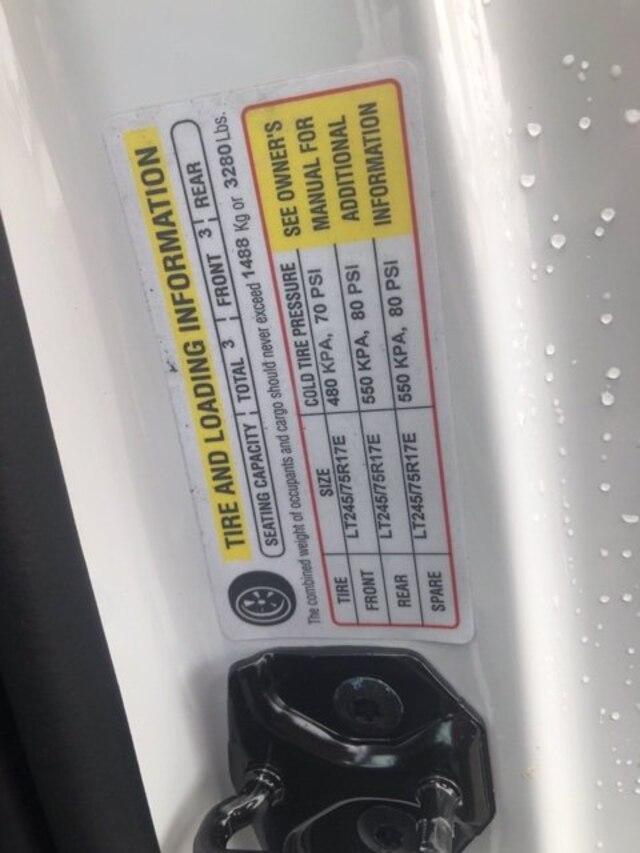 2020 Ford F-250 Regular Cab 4x4, Harbor TradeMaster Service Body #20F554 - photo 17
