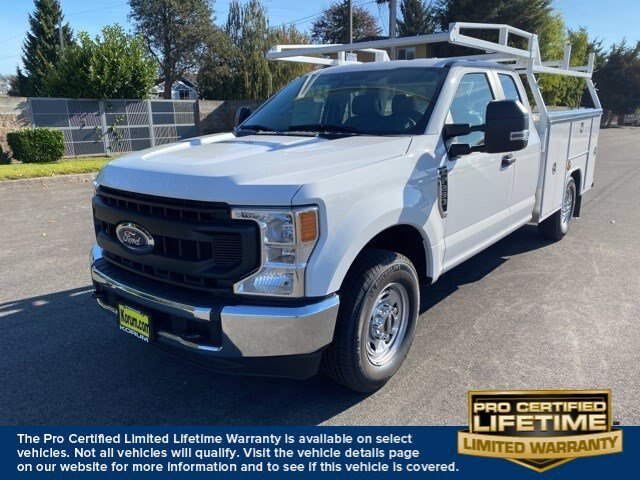 2020 Ford F-250 Super Cab 4x2, Harbor Service Body #20F606 - photo 1