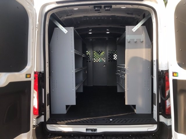 2020 Ford Transit 250 Med Roof AWD, Upfitted Cargo Van #20F607 - photo 1