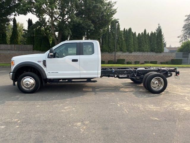 2020 Ford F-450 Super Cab DRW RWD, Cab Chassis #20F608 - photo 3
