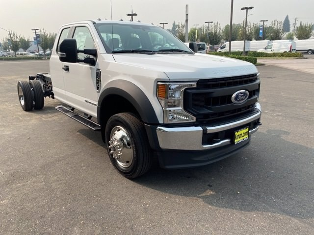 2020 Ford F-450 Super Cab DRW RWD, Cab Chassis #20F608 - photo 8