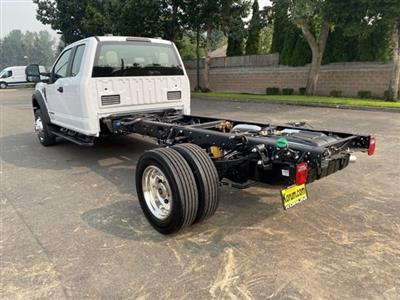 2020 Ford F-450 Super Cab DRW RWD, Cab Chassis #20F608 - photo 2