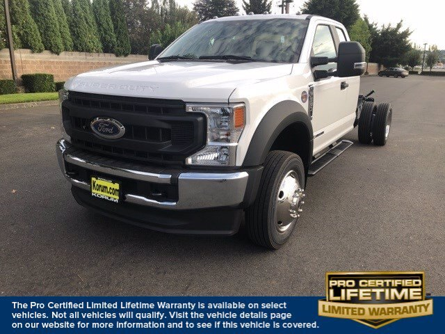 2020 Ford F-550 Super Cab DRW 4x2, Cab Chassis #20F609 - photo 1