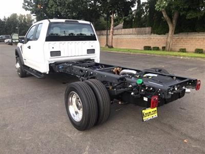 2020 Ford F-550 Super Cab DRW 4x2, Cab Chassis #20F609 - photo 2