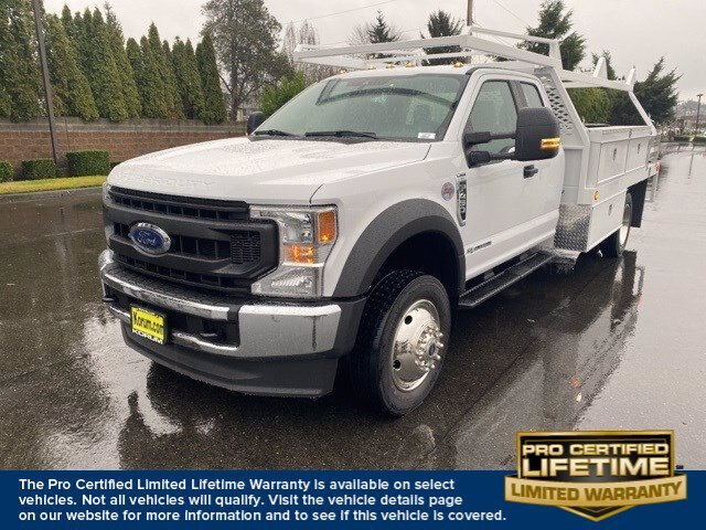 2020 Ford F-450 Super Cab DRW 4x4, Cab Chassis #20F799 - photo 1