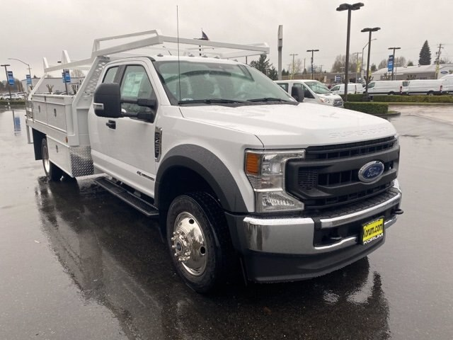 2020 Ford F-450 Super Cab DRW 4x4, Cab Chassis #20F799 - photo 8