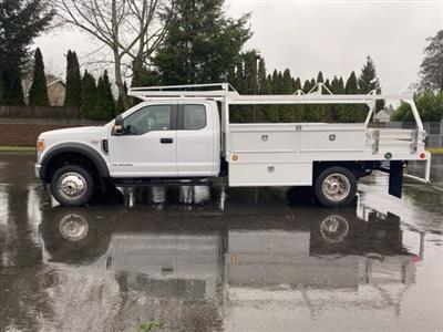 2020 Ford F-450 Super Cab DRW 4x4, Cab Chassis #20F799 - photo 2